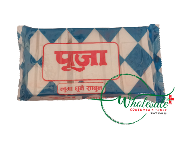 Puja Soap 1*3 600gm