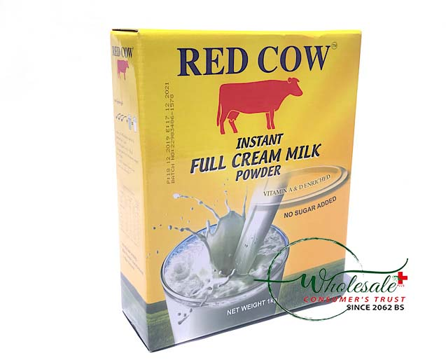 Red Cow Powder Milk 1 Kg (Packed in Malaysia)