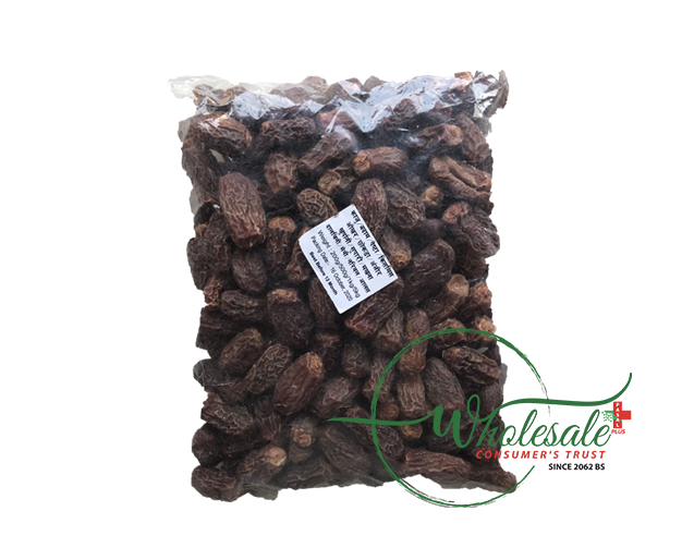 Black Dates 1kg