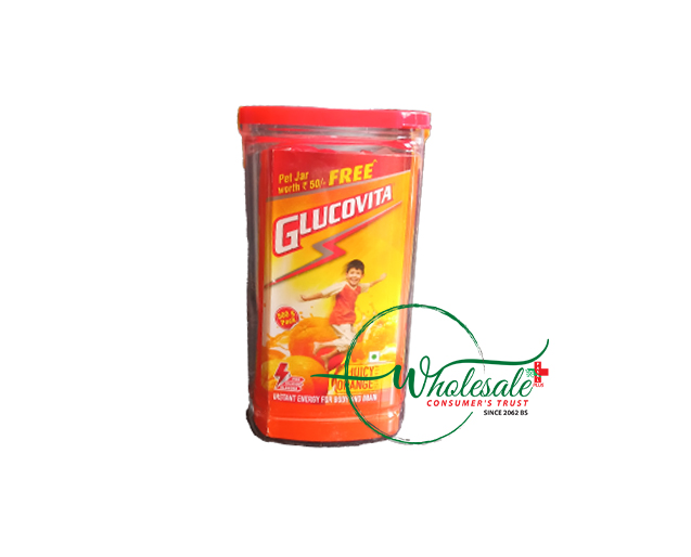 Glucovita Orange 500gm