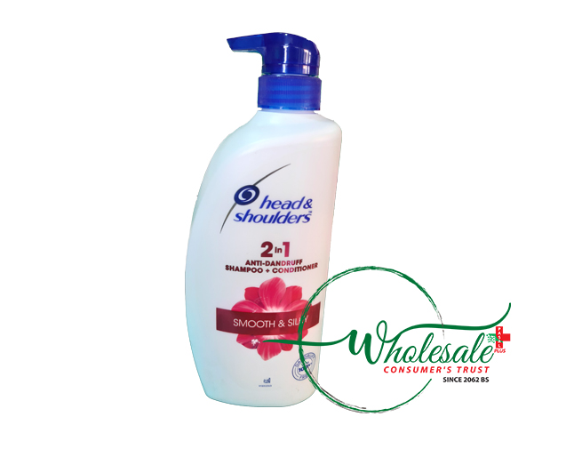 Head & Shoulder 2in1 smooth&silky; 650ml