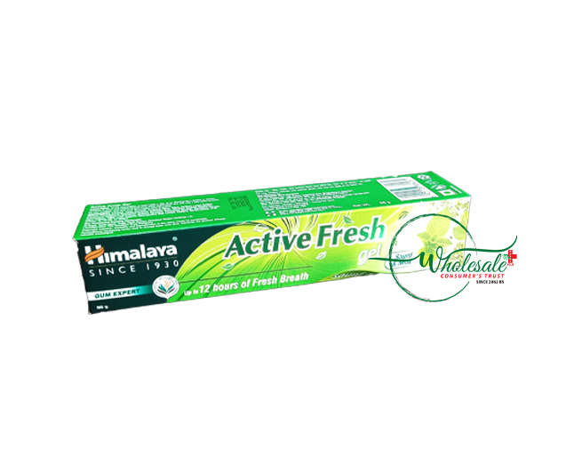 Himalaya Active Fresh Gel 80gm