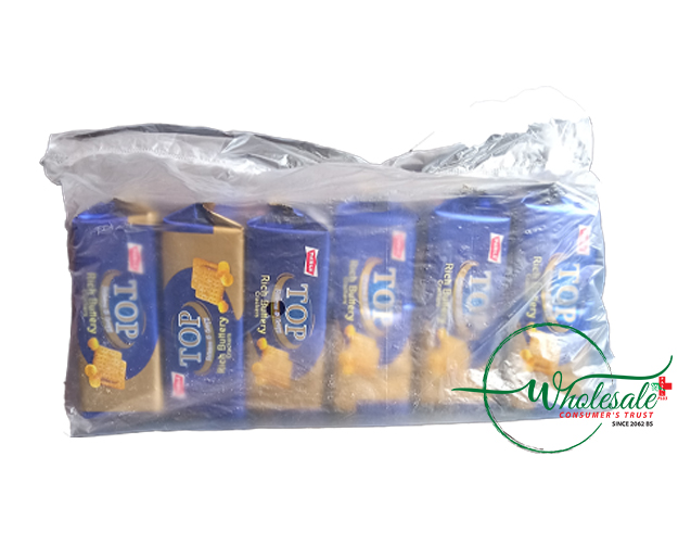 Parle Top RIch Bultery Crackers 100gm*12