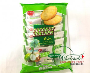 Silang Coconut Cracker 168gm