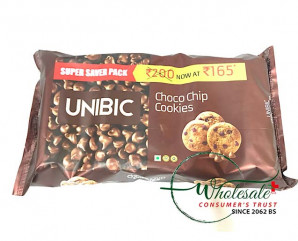 Unibic Choco Chip Cookies 500gm