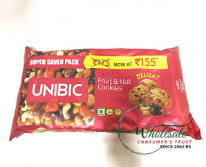 Unicbic Fruit & Nut Cookies 500gm