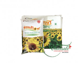 Sunflow Sunflower Oil 1ltr*10