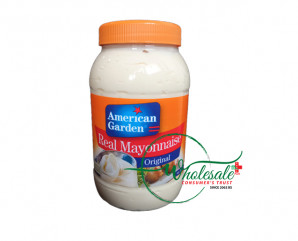 American Garden Real Mayonnaise 887ml
