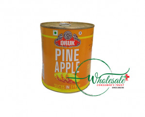 Druk Pineapple Slices In Syrup 850gm