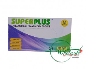 Superplus Gloves 100pcs