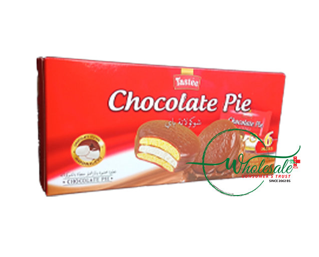 Tastee Chocolate Pie 108gm*6