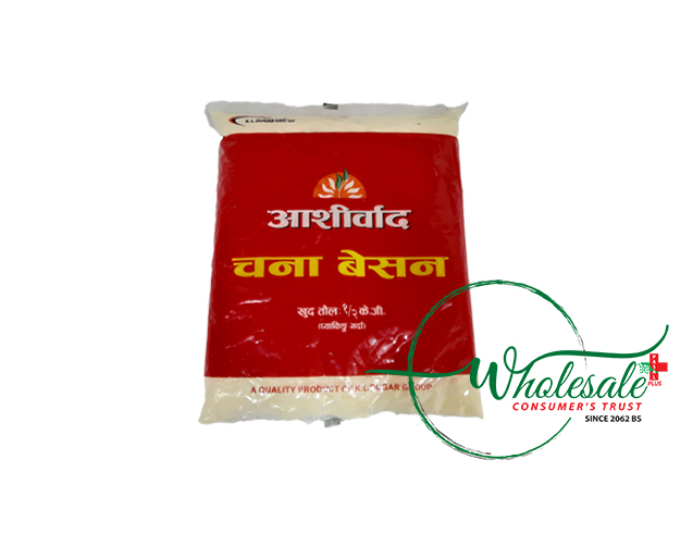 Aashirwad Chana Besan 500gm