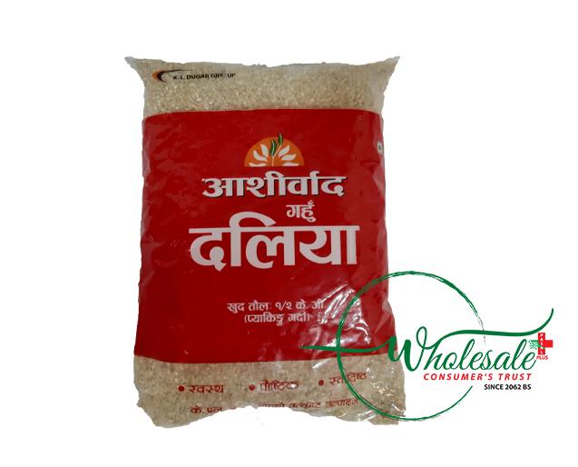 Aashirwad Wheat Dalia 500gm