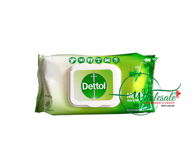 Dettol Multi-Use Wipes 80s