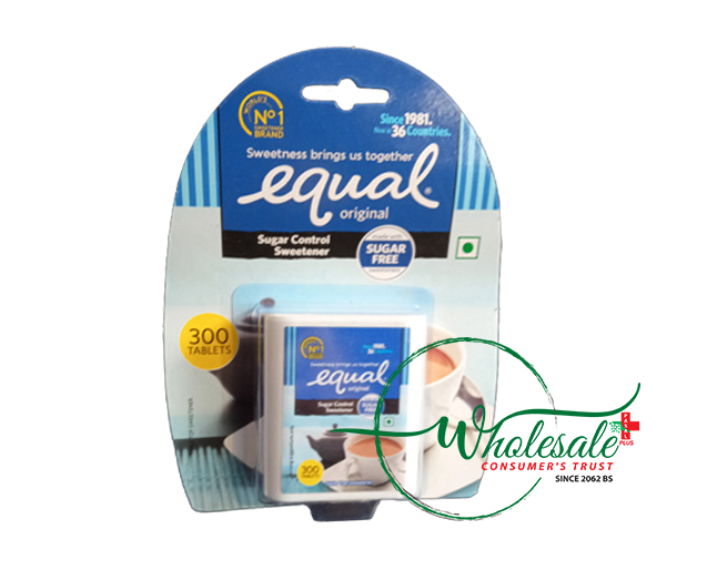 Equal Sugar Control 300Tablets