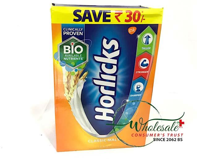 Horlicks Box 1 Kg