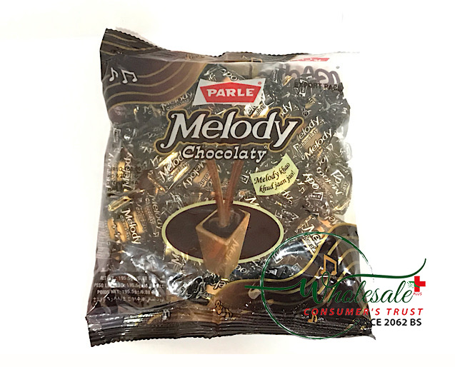 Parle Melody Candy 195gm