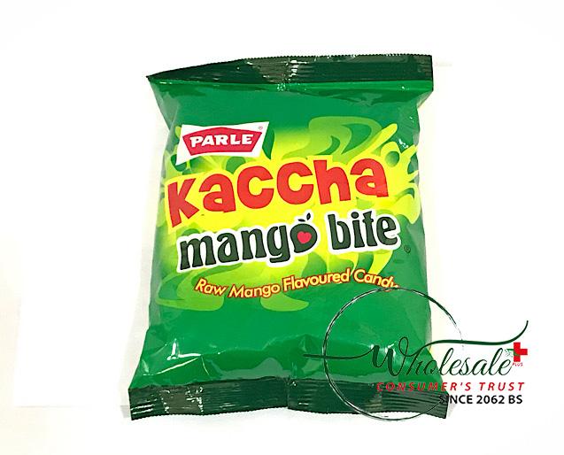 Parle Kacha Mango Bite 277gm