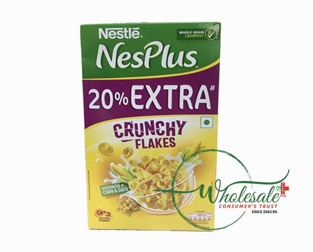 Nestle Nesplus Crunchy flakes 500g