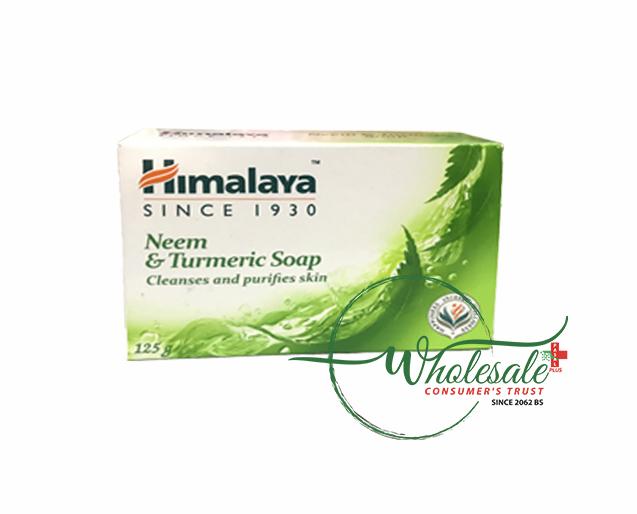 Himalaya Soap Neem & Tumeric 125g