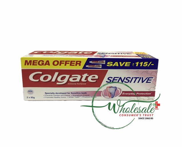 Colgate Sensitive 2*80g