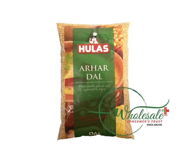 Hulas Arahar Dal 2kg