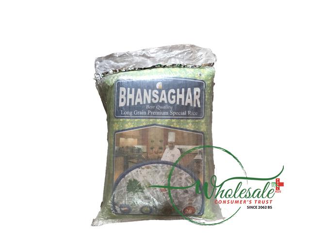 Bhansa Ghar Basmati Rice 20kg