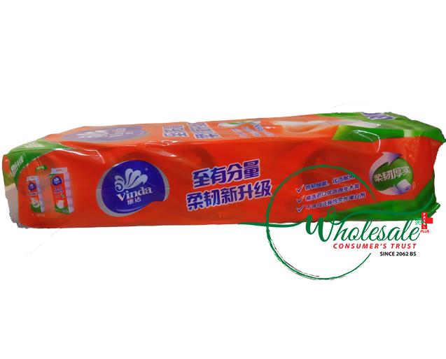 Vinda Bathroom Tissue 1800 Ply Big (1*10)