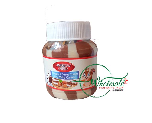 American Choco Hazelnut cream 300gm