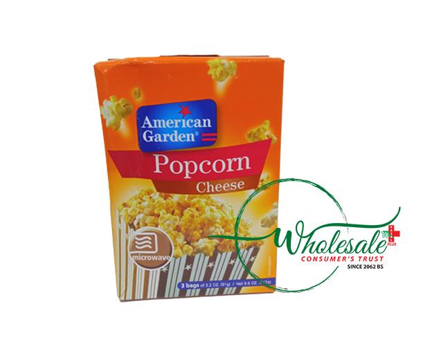 American Garden Popcorn Cheese 273gm