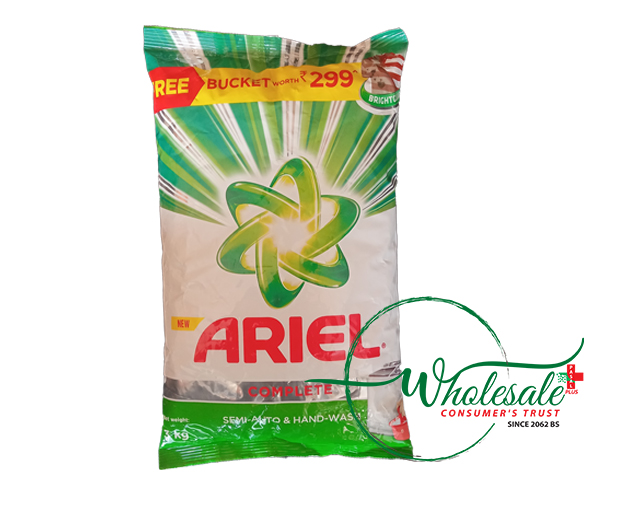 Ariel Surf 3kg+Bucket Free