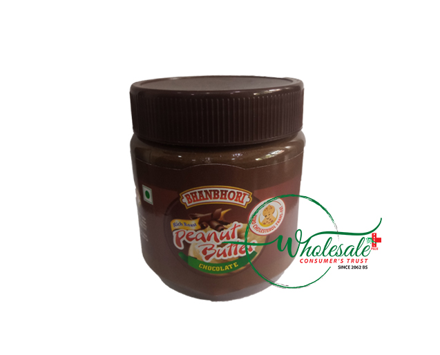 Bhanbhori Peanut Butter (Chocolate) 340gm