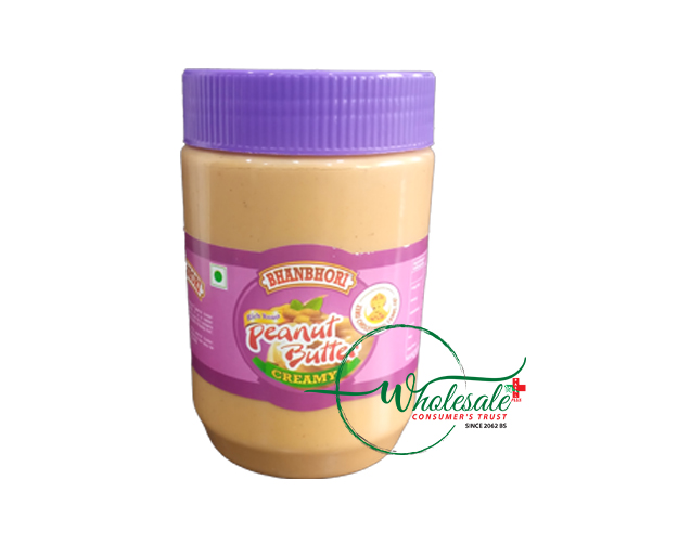 Bhanbhori Peanut Butter (Creamy) 510gm
