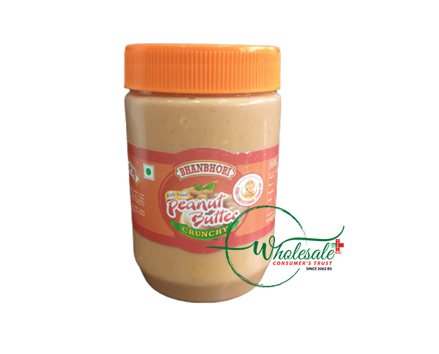 Bhanhori Peanut Butter (Crunchy) 510gm