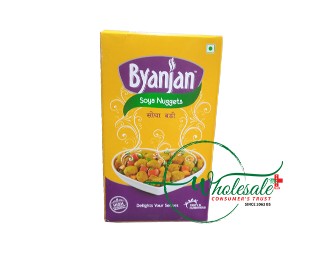 Byanjan Soya Nuggets 200gm