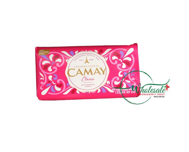Unilever Camay Classic Soap 125gm