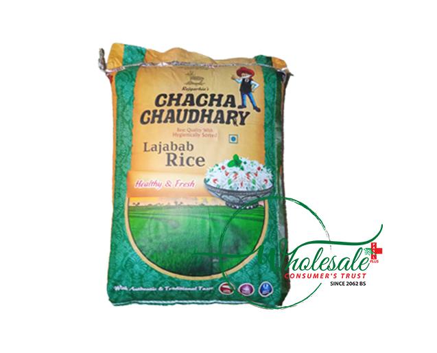 Chacha Chaudhary Lajabab Rice 25kg