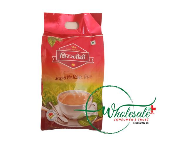 Chiranjivee Premium C.T.C. Tea 1kg