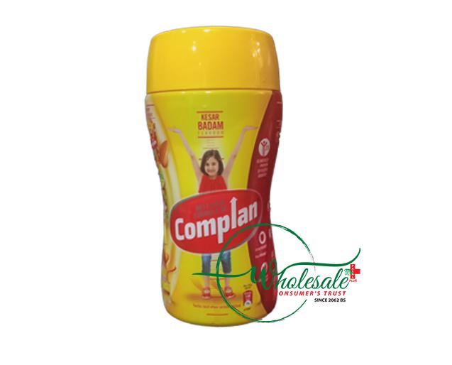 Complan Kesar Badam 500 (jar)