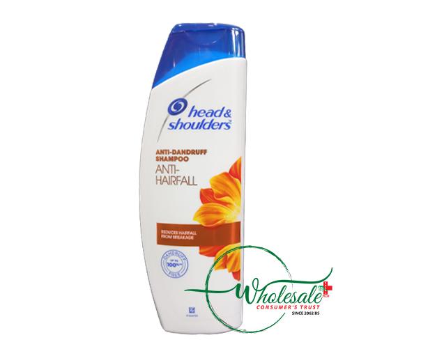 Head & Shoulders Shampoo Anti-Hairfall 340ml