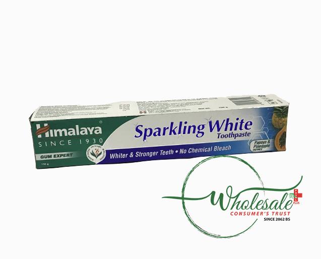 Himalaya Sparkling White 150g