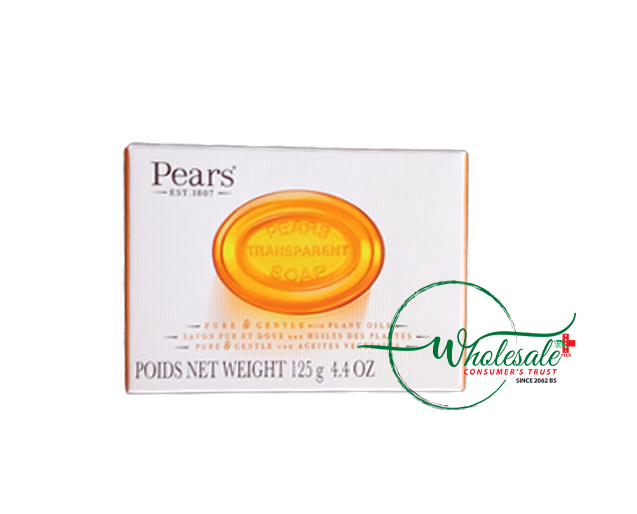 Pears Transparent Soap 125gm