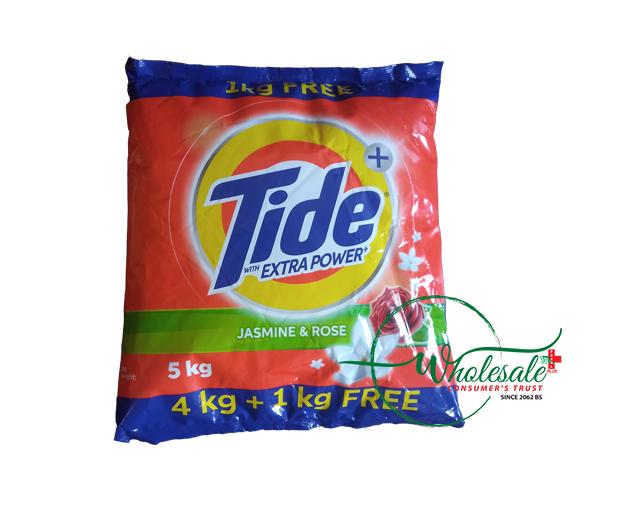 Tide Surf 4kg+1kg free