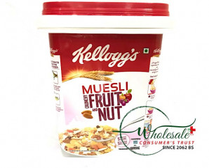 Kelloggs Muesli Fruit nut 1kg