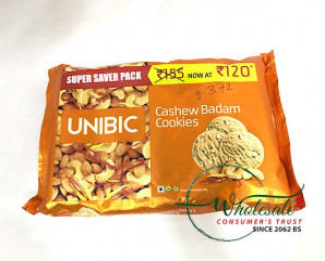 Unibic Cashew Badam cookies 500gm