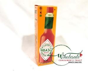 Tabasco Hot Sauce 60ml