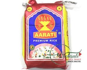 Aarati Premium longgrain 20 Kg