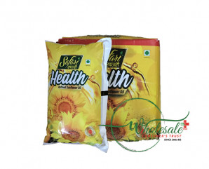Safari Heath Sunflower Oil 1ltr*10