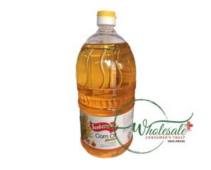 Sunbeam Corn Oil 2ltr