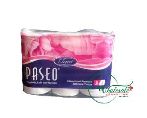 Paseo Bathroom Tissue 6Roll 3ply